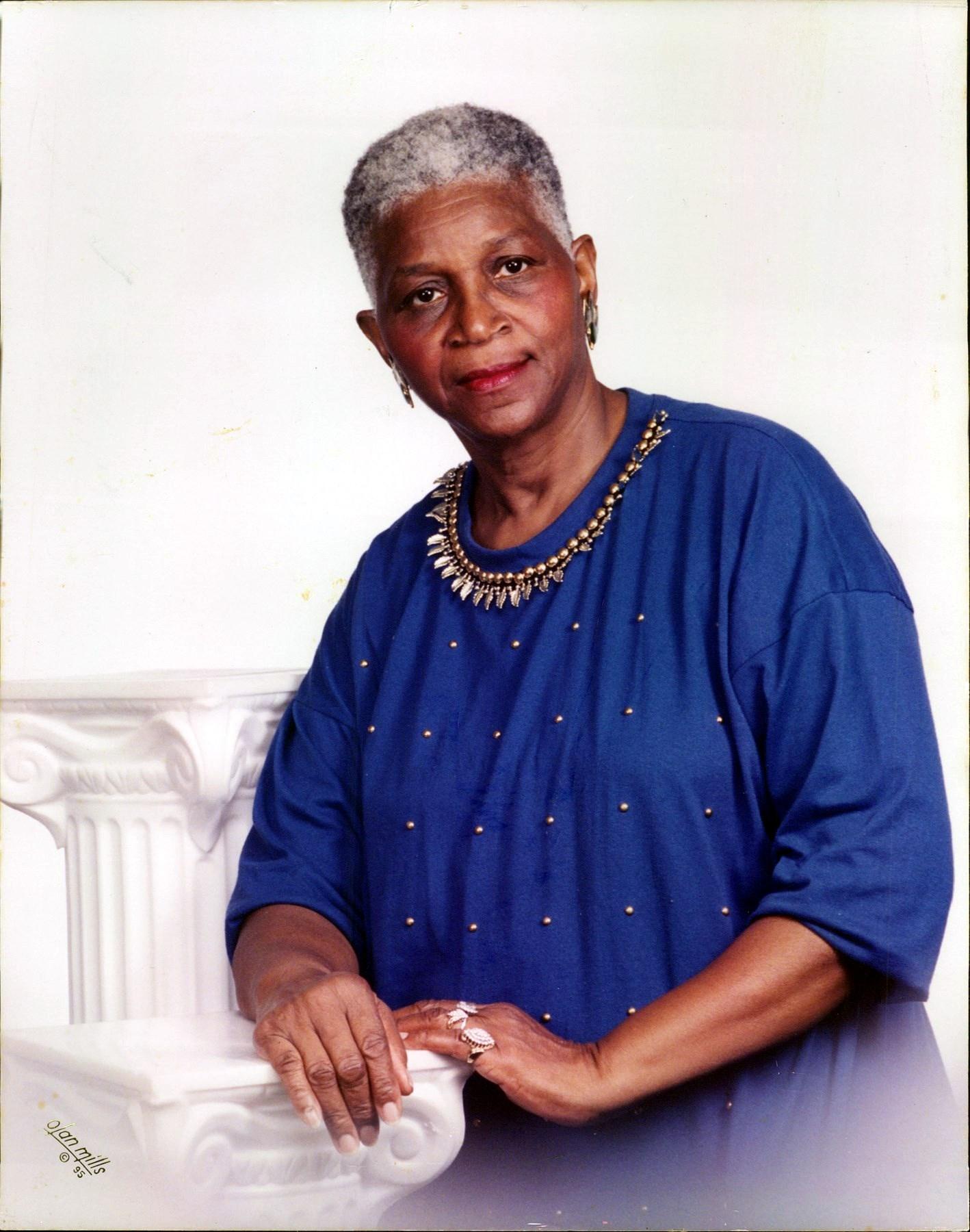 Ruby Inez  Williams