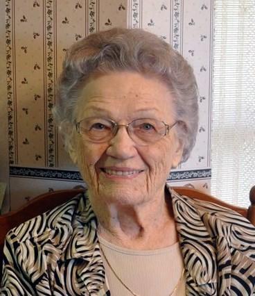 Edna Mae  Gauer