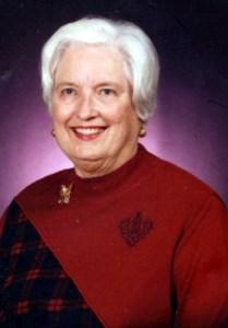 Ruth Elizabeth  York