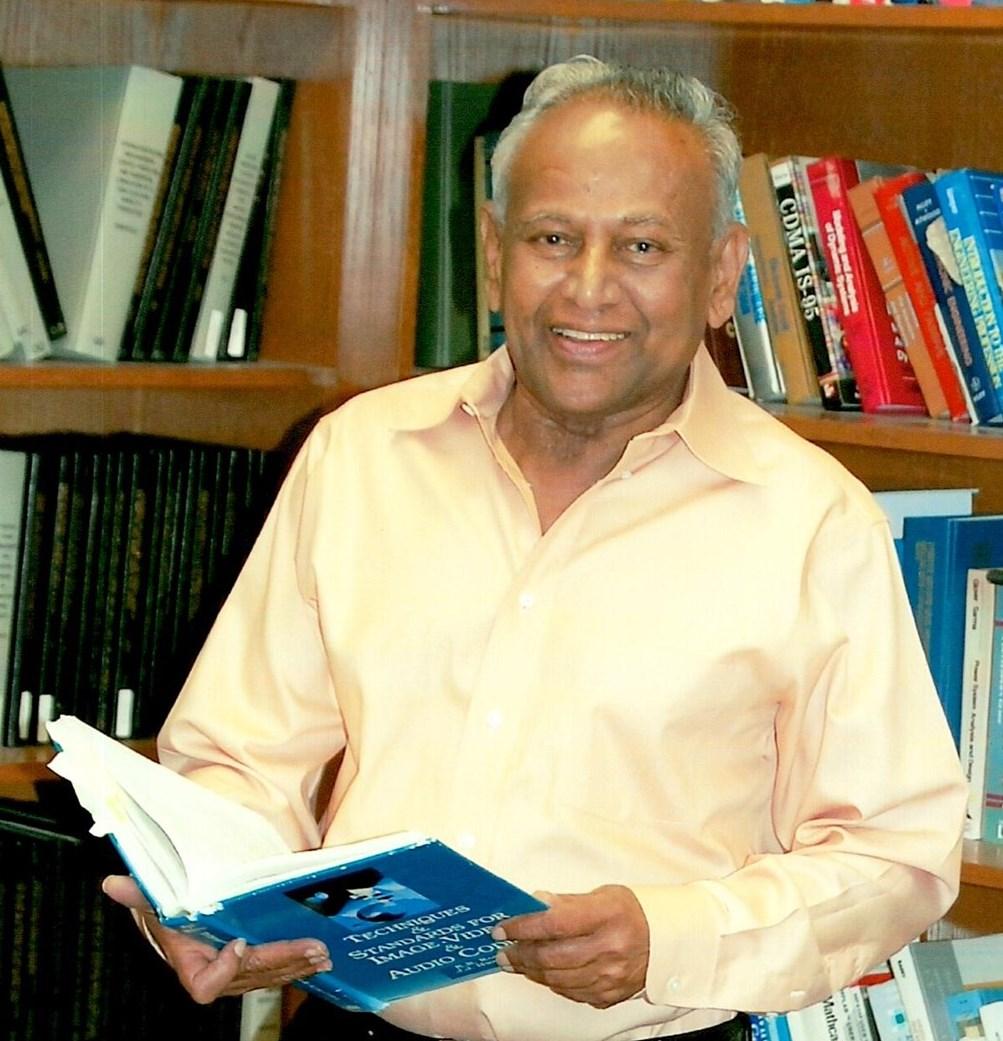 K R Rao Obituario Arlington Tx