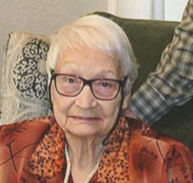 Obituary of Imogene Marshall Rhodes