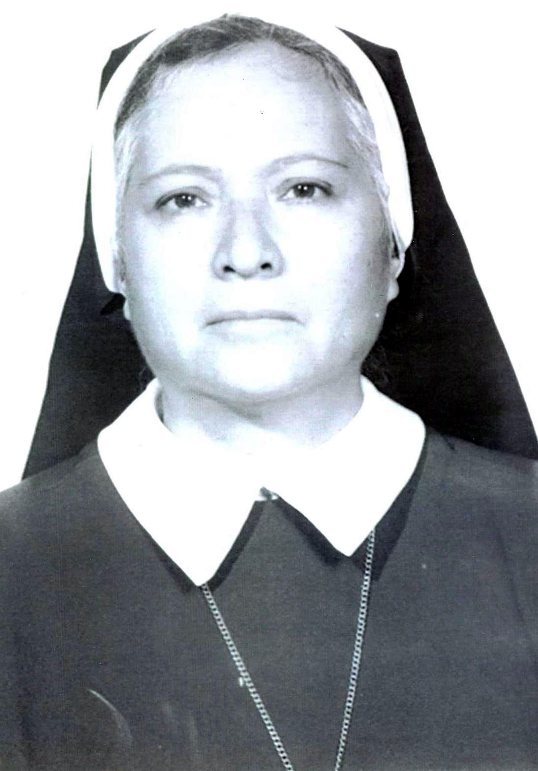 Sister Maria Carmen  Tovar