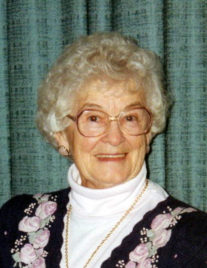 Gladys R  Leighton