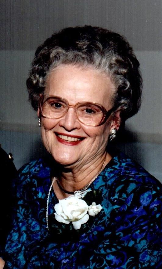 Alma Elizabeth Collier  Parks