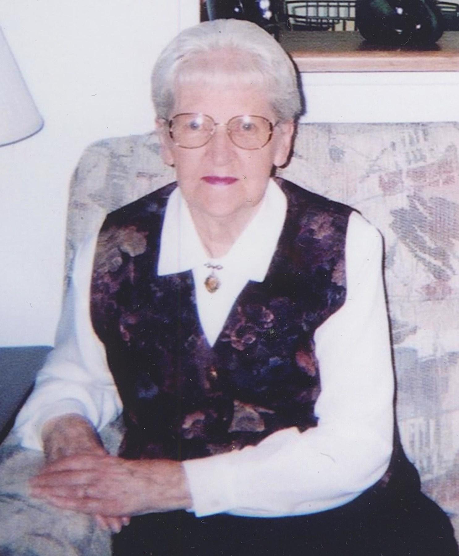 Agnes Ellen  Rogers