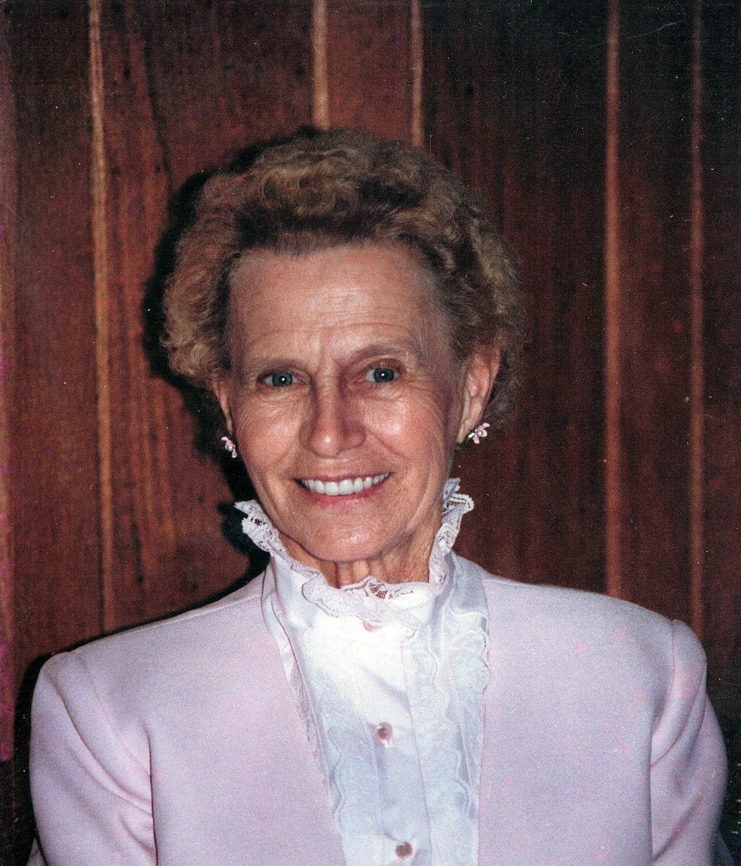 Pansy Irene Peterson  Kilby