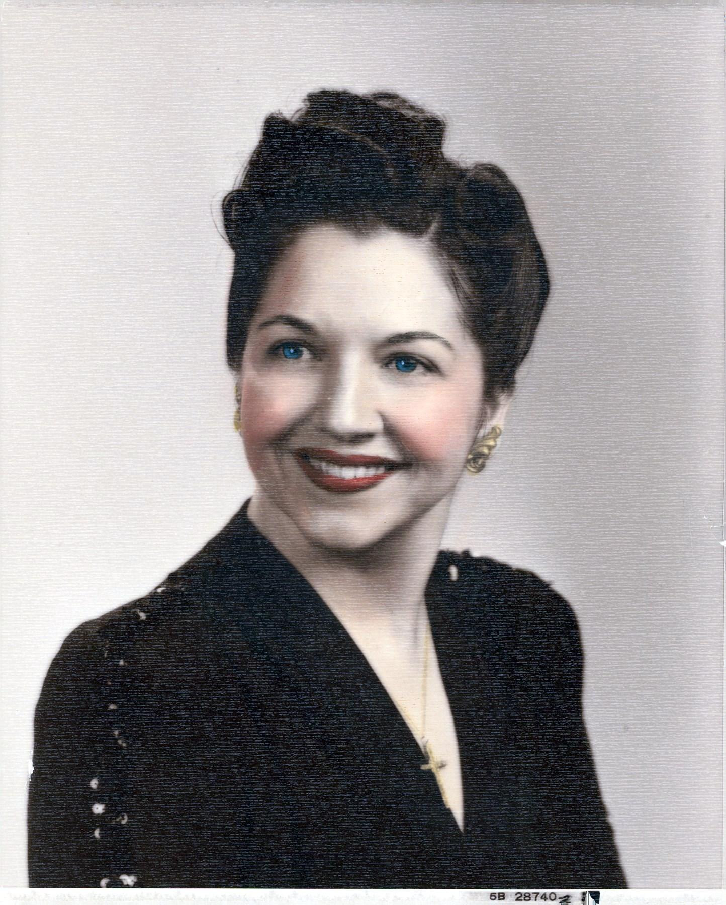 Mrs. Maria  (Toimil) Bernardo Franco