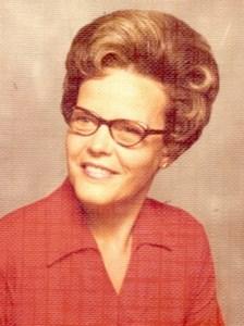 "Virginia ""Peggy"" Louise  (Jackson) Scobee"