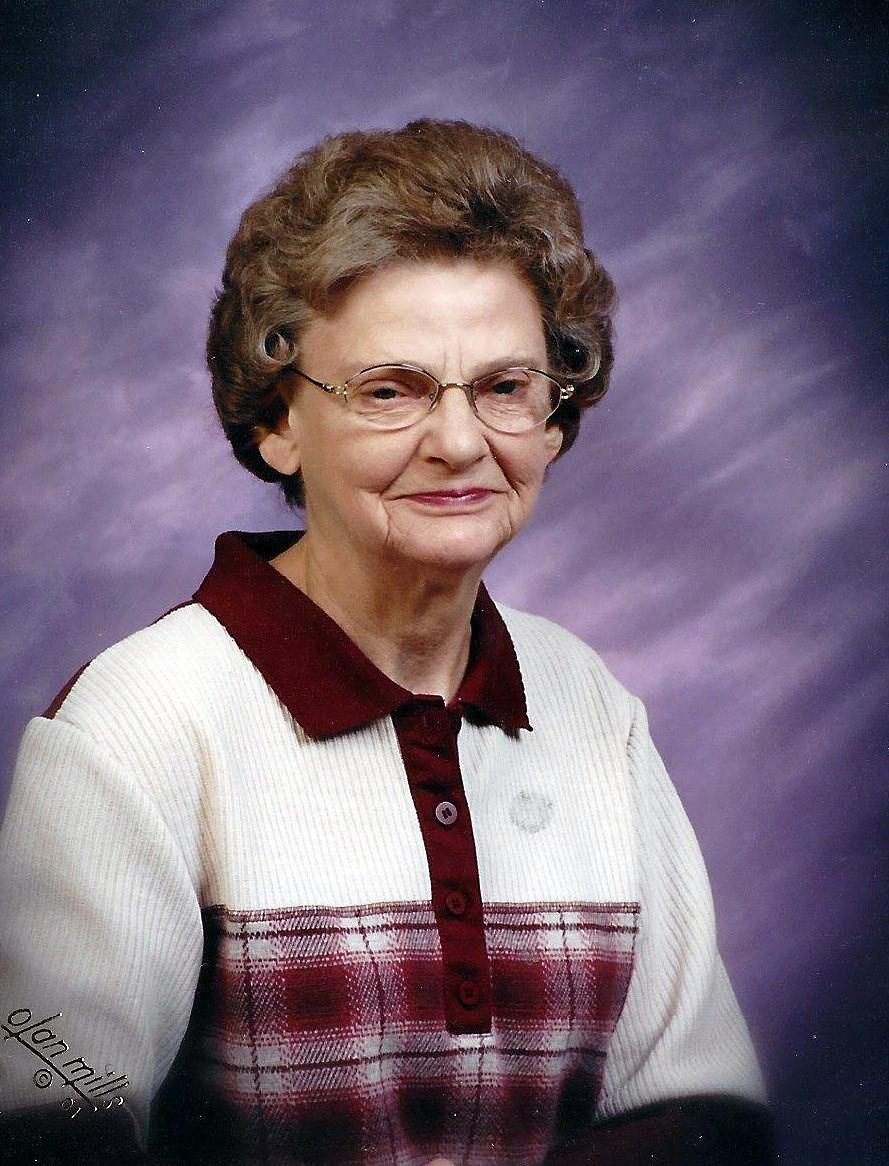 Doris Clara  McElhannon