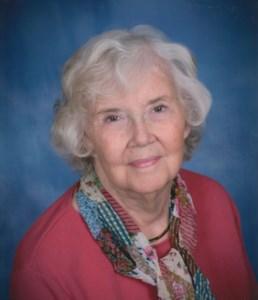 Ms. Mamie Henegar  Vohs