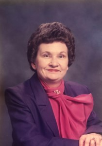 Mary B.  Weeks