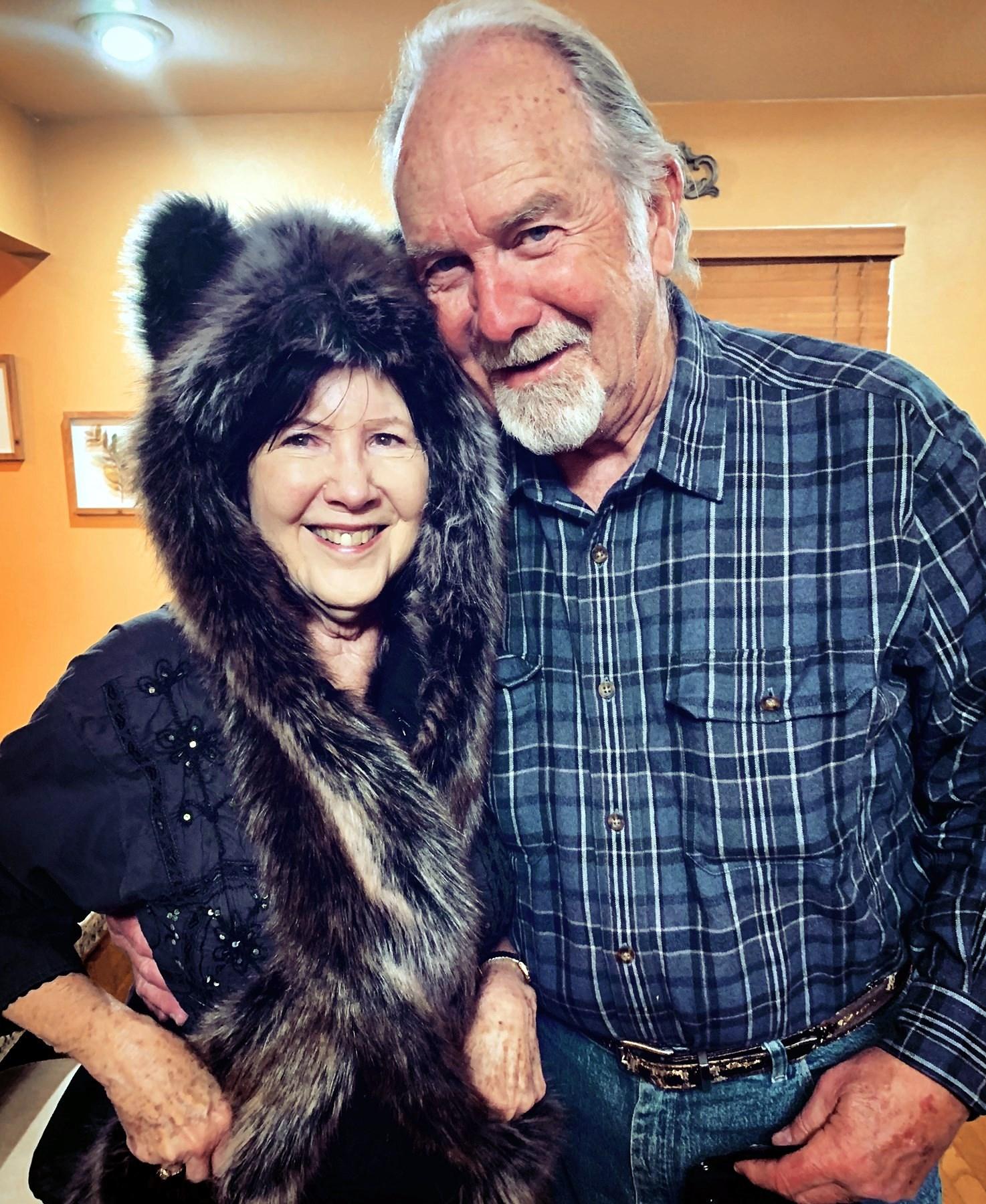 Betty Jean and Raymond Allen  Shelton