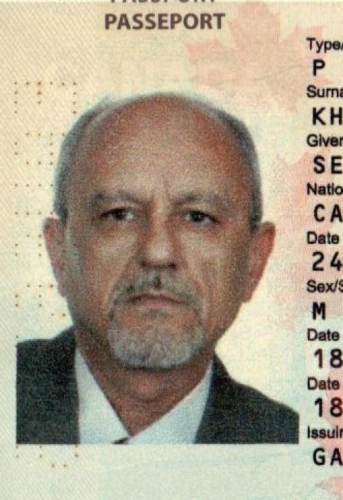 Seyed Nasser  Khoshbin