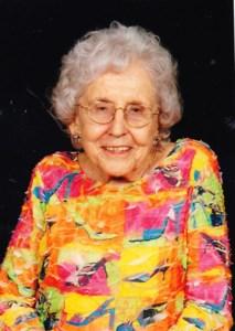 Edna Mae  Pearson