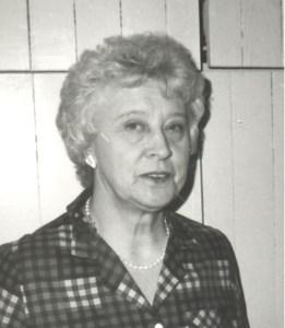 Bernice Helen  Seehus