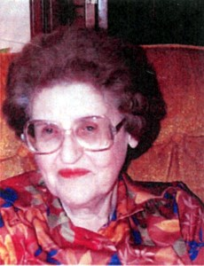 Maude Adaline  Goldsby