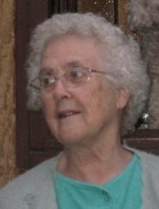 Merle Doris  Osborne nee Jefferies