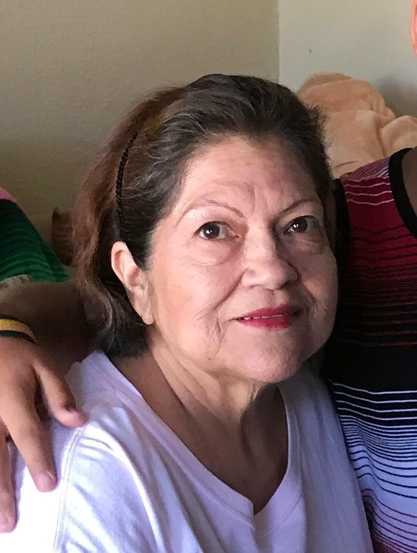 Maria Candelaria  Flores