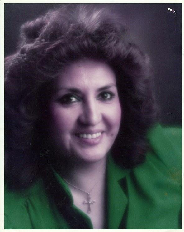 Nina Martinez  Gregory