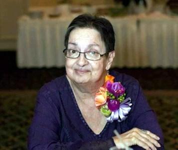 Patricia Linda  Baldwin