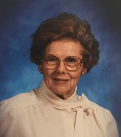 Mildred Crouch  Evans