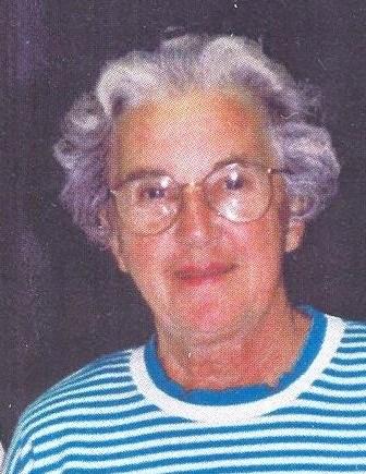 Olga Ruth  DuMars