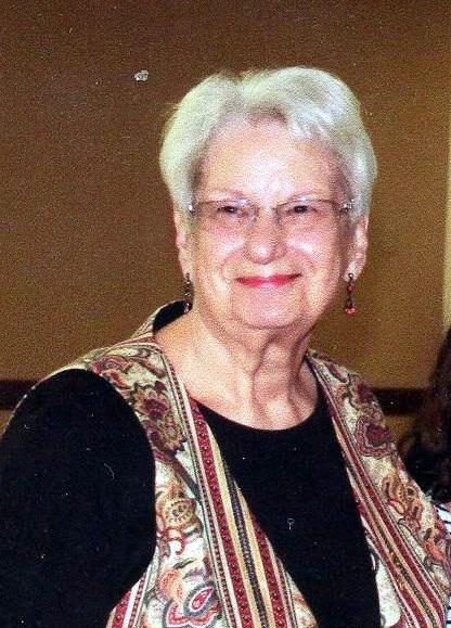 Mary Anna  Jacobs