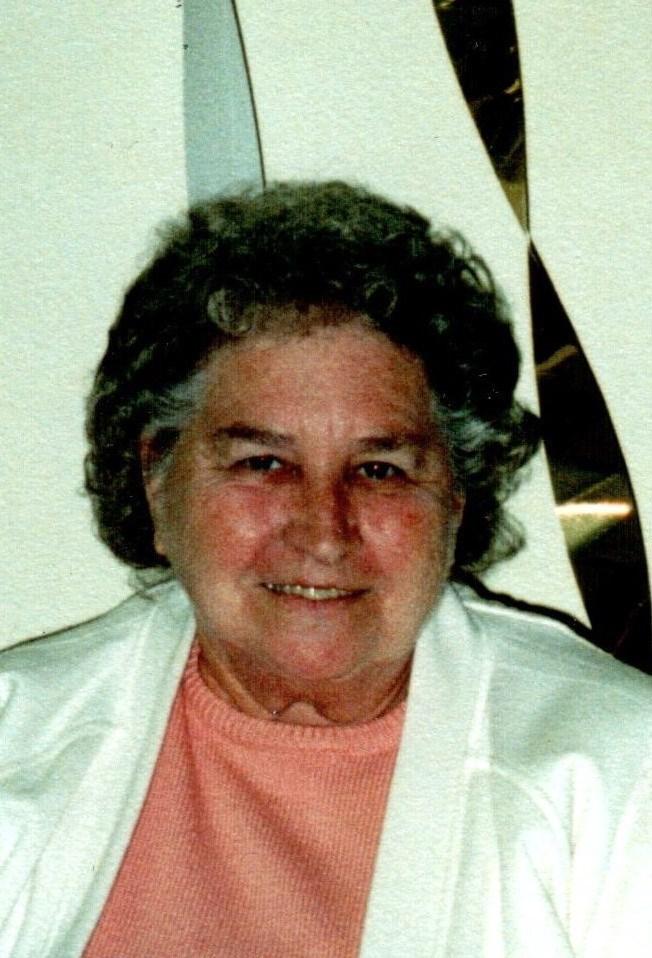 Helen Louise  Mason