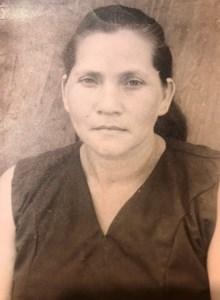 Faustina  (Santos) Fuentes