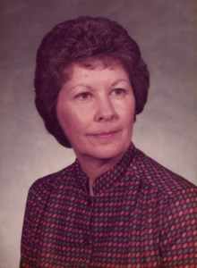 Gloria Nell Smith  Riddle