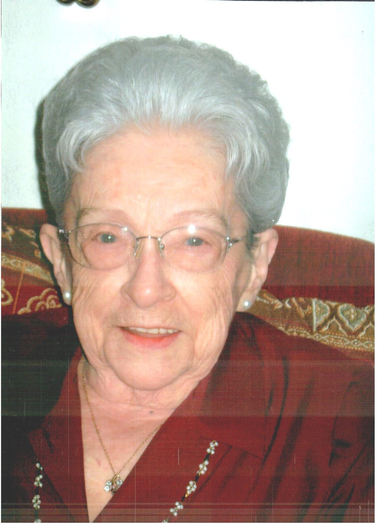 Rita B.  Faucher
