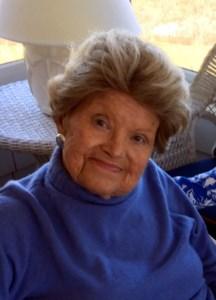 Joan Dymond  Barnett