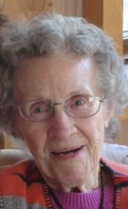 Edna Clara  Larsen