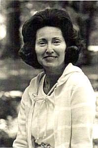 Betty Louise  Merriam  Ward