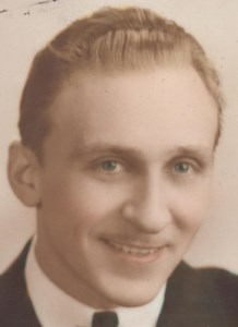 "Walter F. ""Wally""  Romanow"