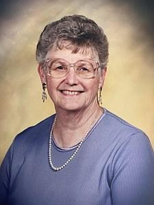 Joan Marjorie  Nehring