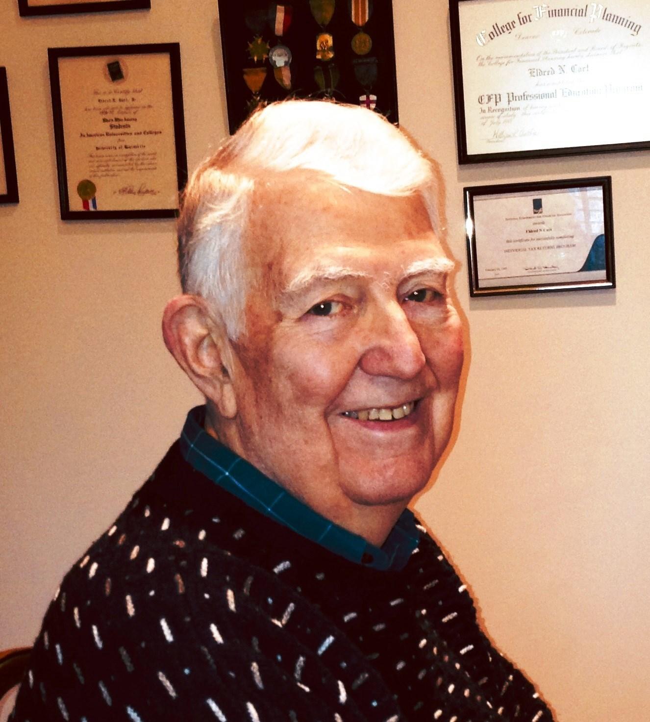 Eldred Nolen  Cart Jr.