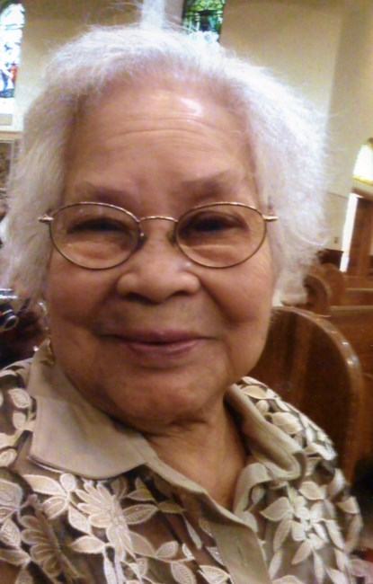 Obituary of Eladia Q. Quismorio Corrales