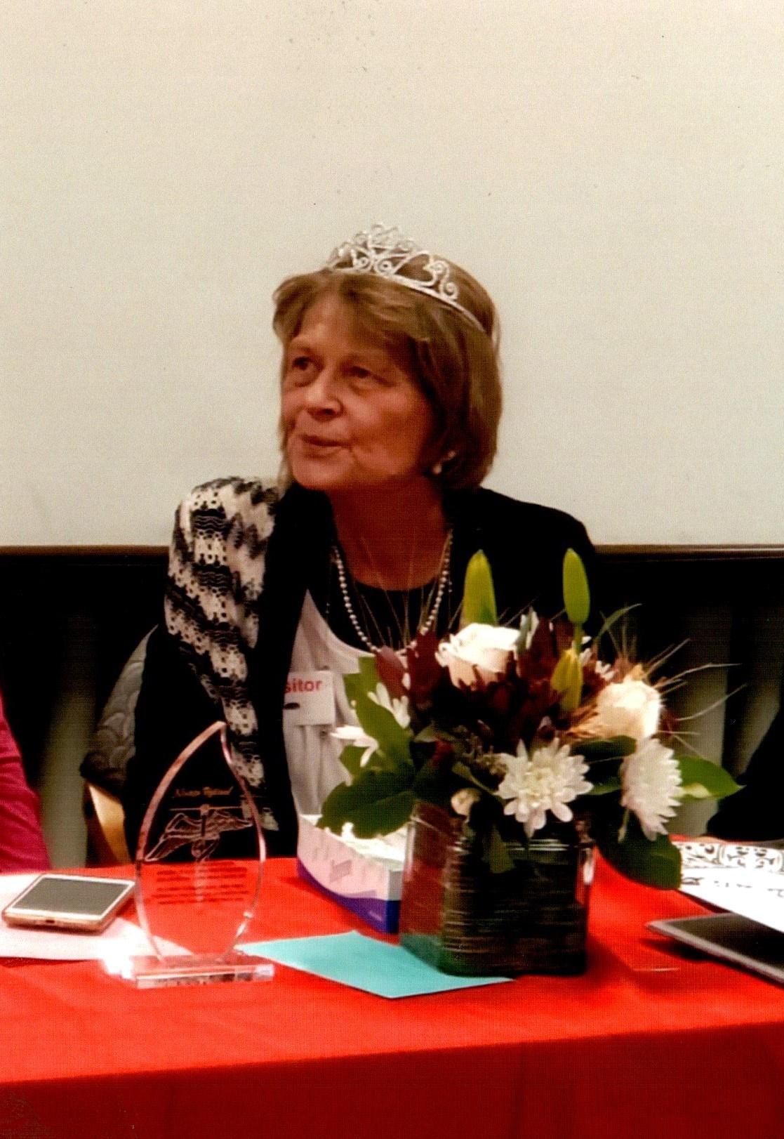 Charlene Stevenson  Nagy