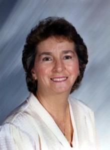Elizabeth Mary  VERNON