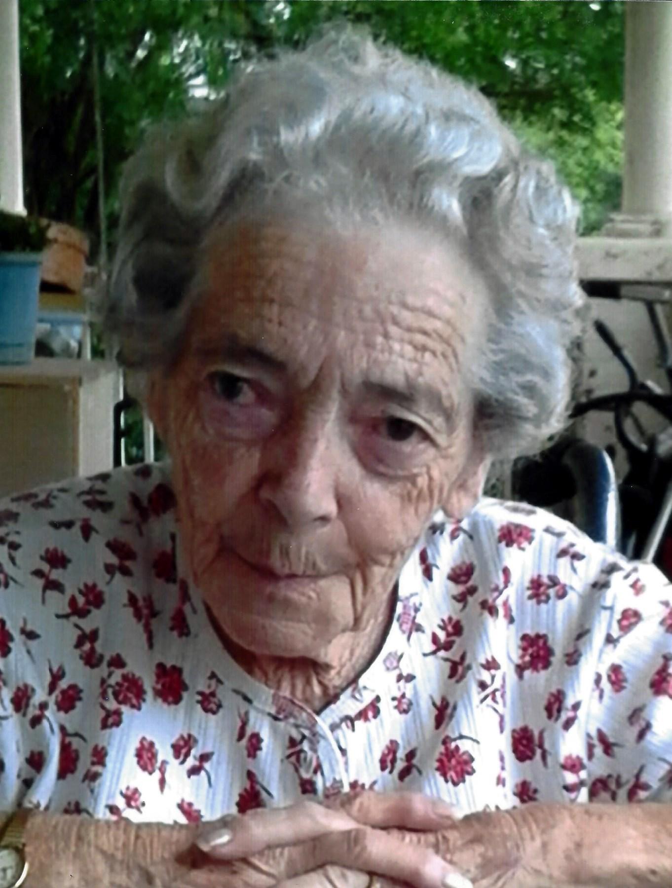 Mary Virginia  Elmore