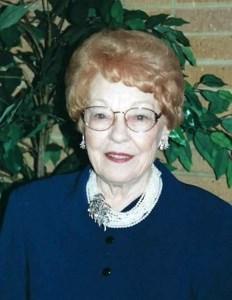 Ruth Winifred  Frank-Blaha