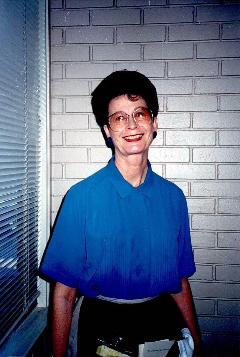 Doris J.  Davenport