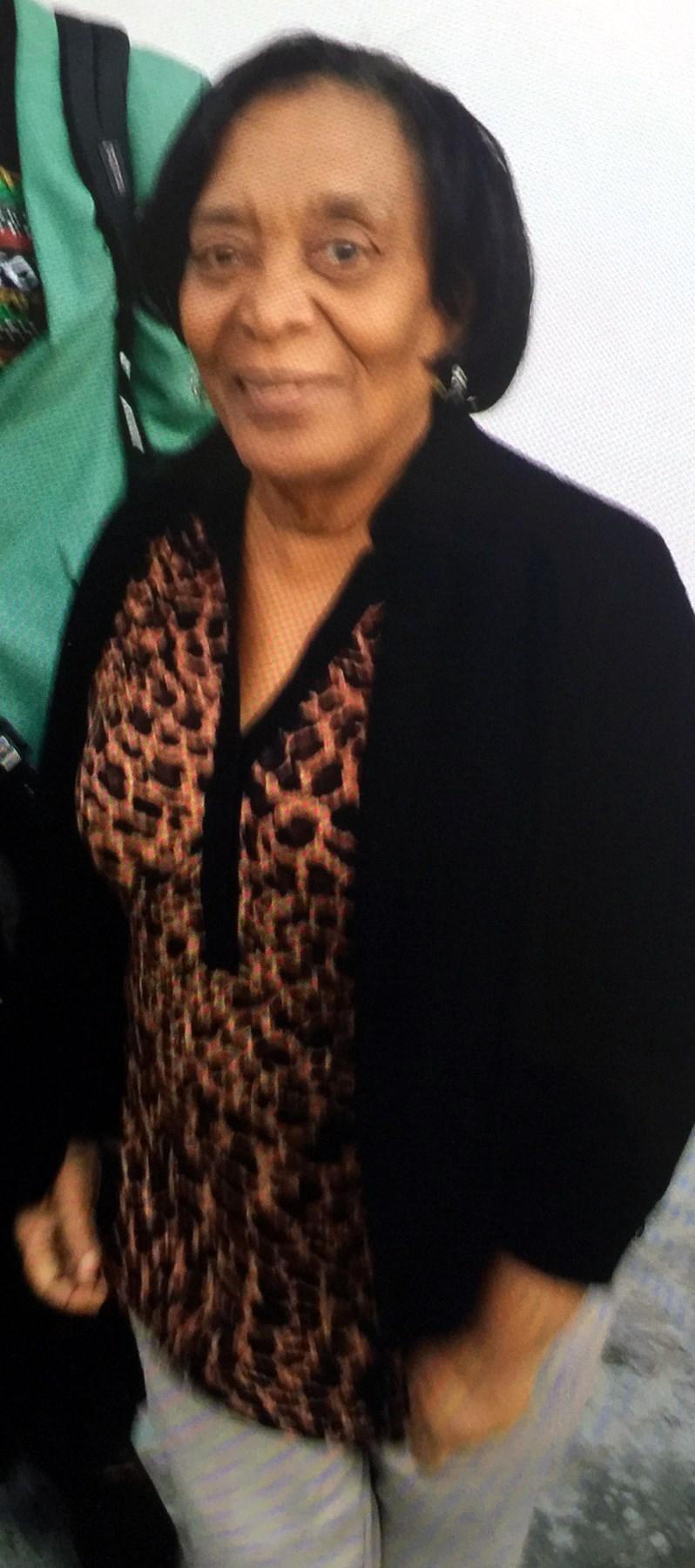 Adele M.  Lambert