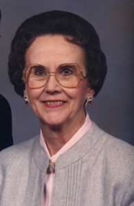 Ruth Mildred  (Setzer) Mull