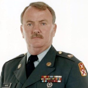 Donald M  Payne