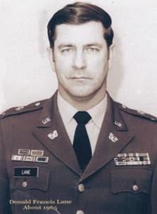 Donald Francis  Lane