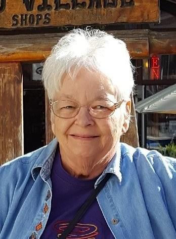 Susan Ann  Robertson
