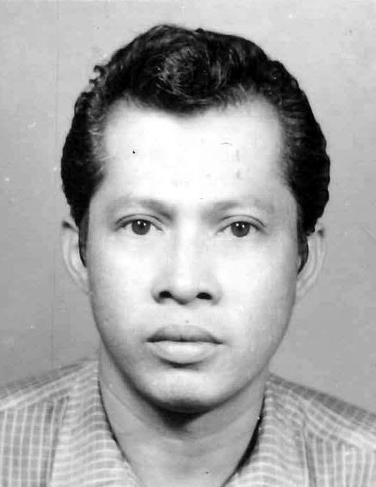 Pedro Amparo  Reyes