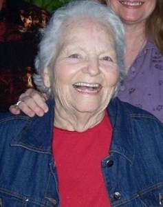 Doris Mae  Beckman